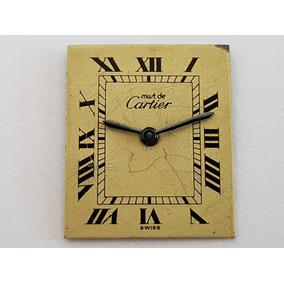 834ef0029d6 Relogio Cartier Paris A Corda - Relógios no Mercado Livre Brasil