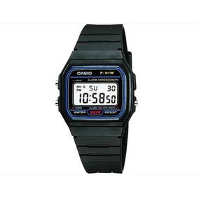 41d780127434 Reloj Casio F 91w Colores Relojes Masculinos - Relojes Pulsera ...