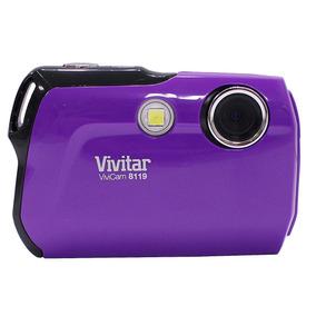 Camara Digital Vivitar 8 Mp Lcd Hd Zoom Flash Auto Filma