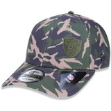 Boné New Era 940 Military Oakland Raiders Camuflado 052281c760