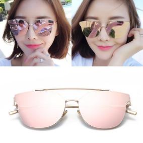 Óculos De Sol Grande Feminino Eapelhado Pink Gullstar 15e4b8a2e4