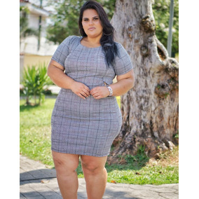 Vestido Plus Size Moda Evangélica 2018