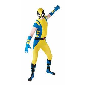 Disfraz De Wolverine Para Adultos - Disfraces en Mercado Libre México 67cd21f04049