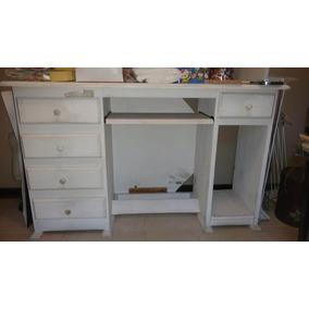 Mueble Multiuso Organizador/pc/costura (villa Rosa)
