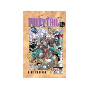 Todobloques Panini Manga Fairy Tail N.11