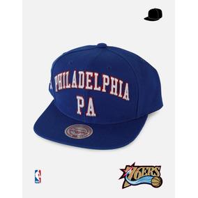 1572c12bab7f4 Gorra Nba Philadelphia 76ers Pa - Mitchell   Ness Supercap