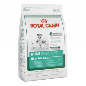 Croqueta Alimento Para Perro Mini Starter Royal Canin 0.91kg
