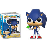 Funko Pop! Sonic With Emerald Nuevo Sellado Hadriatica