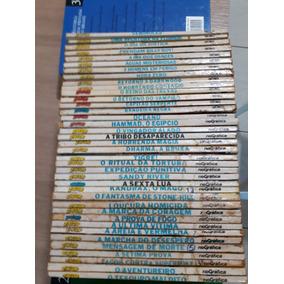 Zagor Coleção Completa Editora Rio Gráfica 1 Ao 38