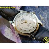 a578d521741 Relógio Masculino Wittnauer Automático Suíço Reserva Marcha
