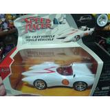 Auto Meteoro Mach 5 Speed Racer Jada De Metal Esc: 1:32