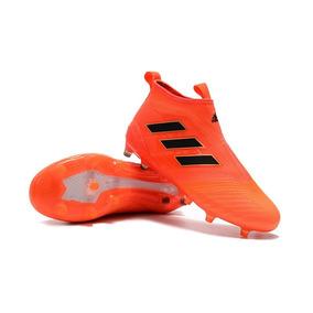 8444613fb2 Chuteiras Da Adidas Sem Cadarço - Chuteiras Adidas para Adultos no ...
