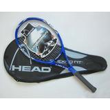 Kit Tênis Head - 2 Raquetes Profissionais L2(4-¼) E 3 Bolas