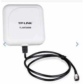 Antena Direccional Tp-link Tl-ant2409b 2.4ghz Tipo N 9db