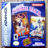 Juego Game Boy Advance Double Pack Yu Gi Oh Original