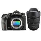 Pentax K-1 Cámara Réflex Digital Con Lente 15-30mm Kit