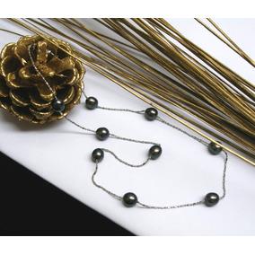 53ef94008729 Collar Perlas De Rio - Joyería en Mercado Libre México