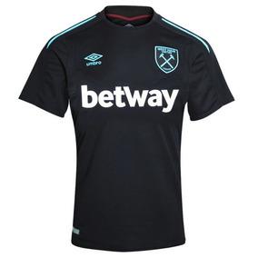 Liquidacion 50% Off West Ham Camiseta Suplente Negra 2018