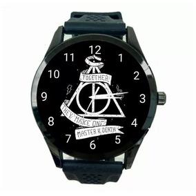 Relógio Harry Potter Barato Unissex Qualidade Promoção T323