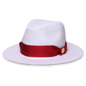 Chapeu Fedora Vermelho - Chapéus Fedora no Mercado Livre Brasil 172b37e5e94