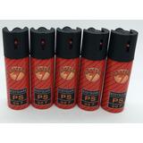 Kit Com 4 Spray De Pimenta Super Forte 60ml Frete Grátis