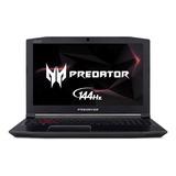 Notebook Acer Predator 15.6 I7 8750h 8va Gtx1060 144hz Ssd 2