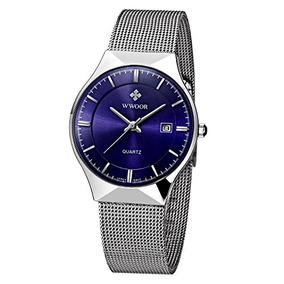 Reloj Men s Elite Sport Quartz Watch Male Silver-tone Ultrat 91b8b4cbc581c