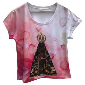 da5a7b0687 Nossa Senhora Rosa Mistica 40cm Tamanho P - Camisetas e Blusas para ...