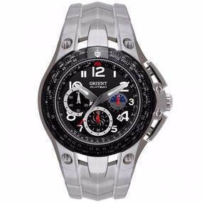75b658698ef Relógio Orient Chronograph 100m Masculino - Relógios De Pulso no ...