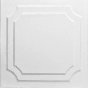 Placa Decorativa Parthenon Para Cielorrazo De Tergopol