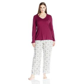 Nautica Juego De Pijama Para Mujer Ruby 693