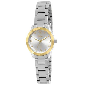 dda46317738 Relógio Condor Feminino Aço Prata Social Barato Co2035krd 3k