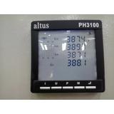 Altus Multimedidor De Grandezas Ph3100,