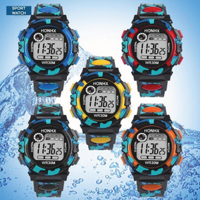 Reloj Militar Sport Watch Digital + Envío Gratis