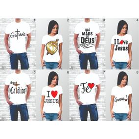 Temas Religiosos - Camisetas e Blusas no Mercado Livre Brasil 914081e8a35