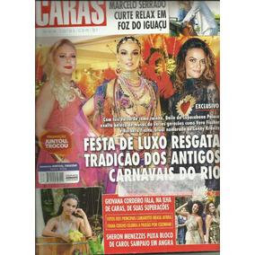 Caras 1267: Vera Fischer / Isis Valverde / Barbara Fialho