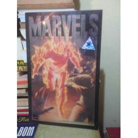 Marvels Uma Era De Maravilhas Livro 1 - 1995 Bom Estado
