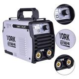 Inversora De Solda Tig E Eletrodo 250 Amp 220v Super Tork