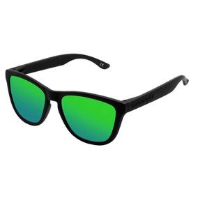 Lentes Hawkers Carbon Black Emerald One Unisex Sunglasses