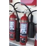 Extintores Co2 4.5kg Bioxido De Carbono Nuevos Cargados