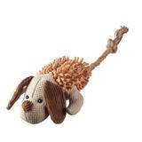 Brinquedo Para Cachorro Modelo Cachorro Com Sisal