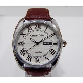 Reloj Hombre Exclusivo Charles Delon