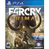 Farcry Primal Ps4 Farcry Formato Fisico Juego Playstation 4