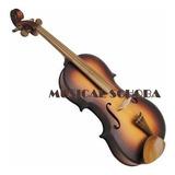 Violino 4/4 Rolim Sombreado Fosco Série Especial Artesanal