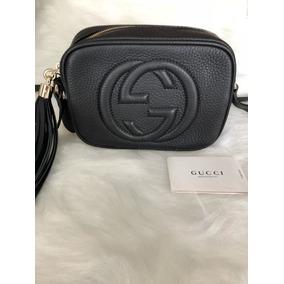 Bolsa Gucci Soho Original Usada