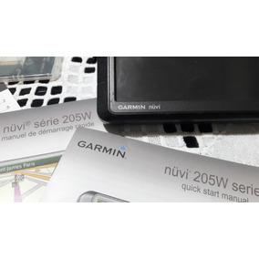 Gps Garmin Nuvi 255w Completo E Br E Eua/usa