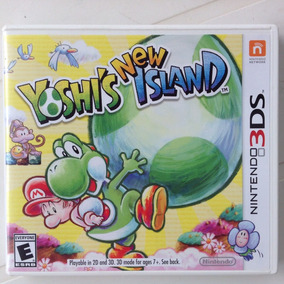 Nintendo 3ds Yoshi