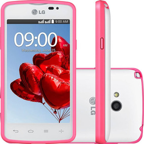 Smartphone Lg L50 Sporty Dual 4gb Câm5mp Tv Branco (vitrine)