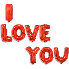 Globo Inflable Letras I Love You 14 Img-1939