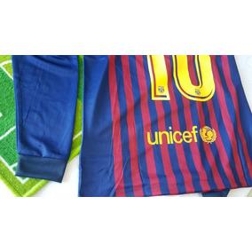 Sueter Del Barcelona De Messi Talla M..600 en Mercado Libre México 7fe19ebbea3